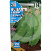 ro rocalba seed peas tirabeque 250 g - 1, small