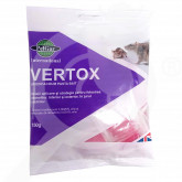 ro pelgar rodenticide vertox pasta bait 150 g - 1, small