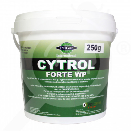 ro pelgar insecticide cytrol forte wp 250 g - 2, small
