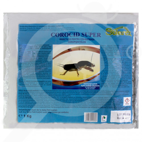 ro solarex insecticid agro corocid super 1 kg - 1, small