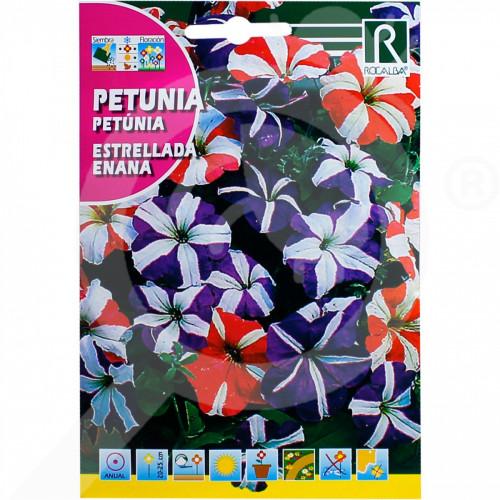 ro rocalba seed petunia estrellada enana 0 5 g - 2, small