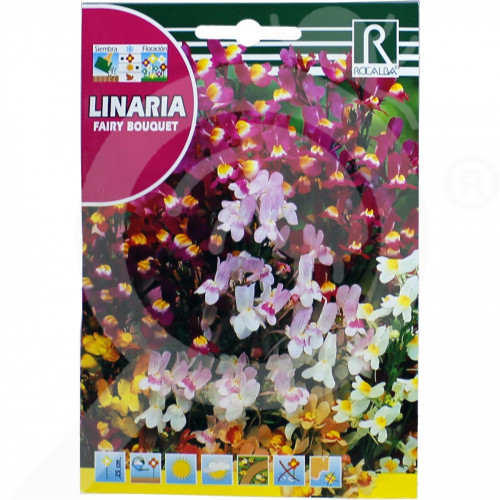 ro rocalba seed fairy bouquet 2 g - 1, small