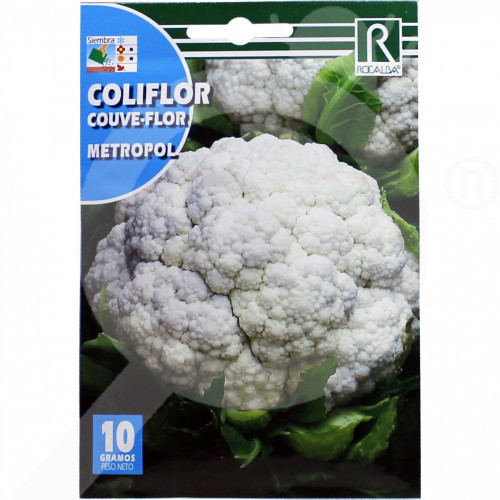 ro rocalba seed cauliflower metropol 10 g - 1, small