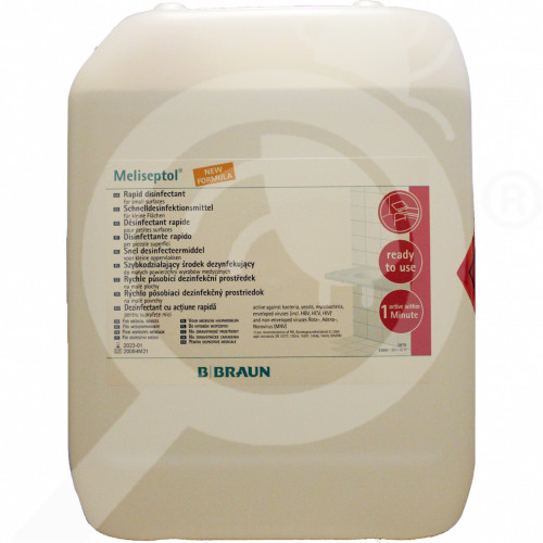 ro b braun disinfectant meliseptol 5 l - 1, small