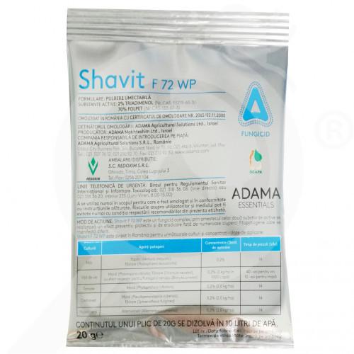 ro adama fungicid shavit f 72 wp 20 g - 1, small