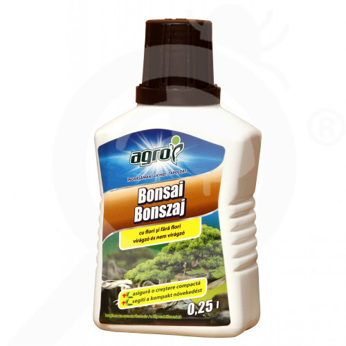 ro agro cs ingrasamant bonsai lichid 250 ml - 1, small