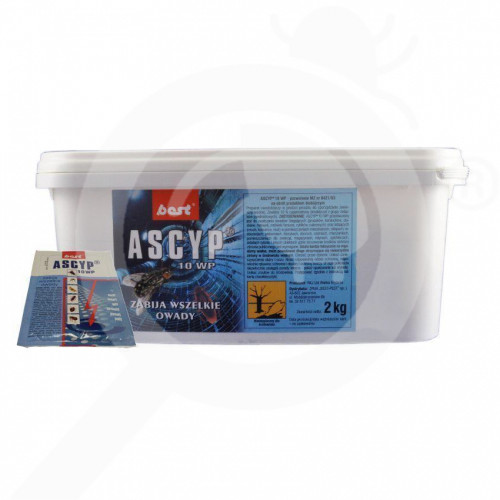 ro best pest insecticide ascyp 10 wp 2 kg - 2, small