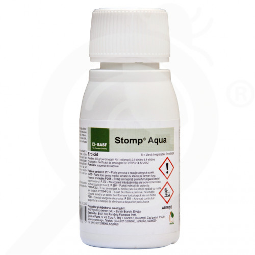 ro basf erbicid stomp aqua 50 ml - 1, small