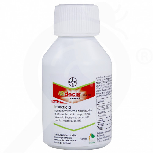 ro bayer insecticid agro decis expert 100 ec 100 ml - 1, small