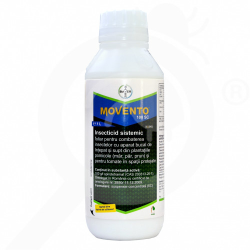 ro bayer insecticide crop movento 100 sc 1 l - 1, small