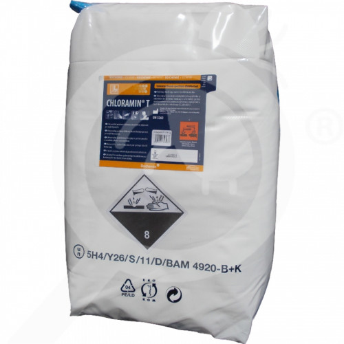 ro bochemie dezinfectant cloramina t 25 kg - 1