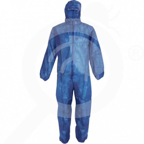 ro china safety equipment polypropylene coverall 4080ppb l - 1, small