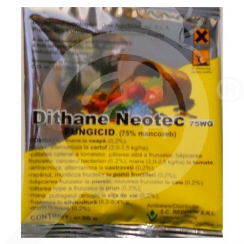 ro dow agro fungicide dithane neotec 75 wg 20 g - 2, small