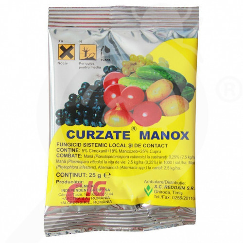 ro dupont fungicide curzate manox 25 g - 2, small