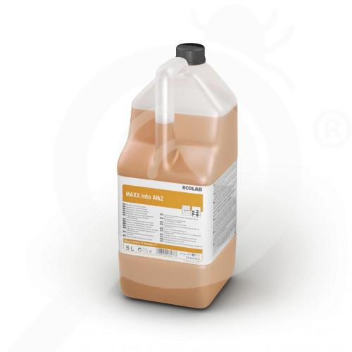 ro ecolab detergent maxx2 into alk 5 l - 1, small