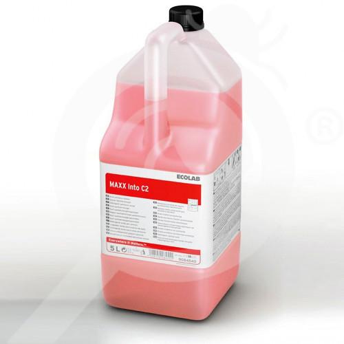 ro ecolab detergent maxx2 into c 5 l - 1