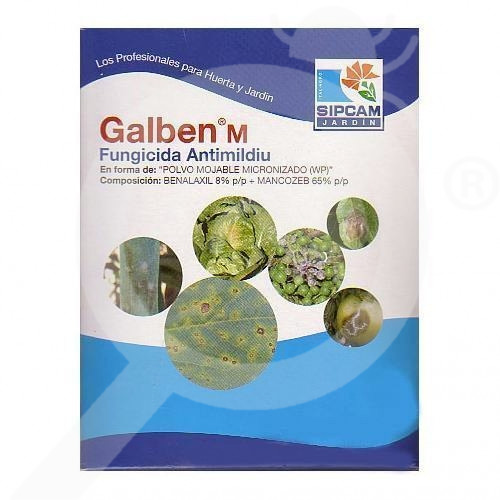 ro fmc chemicals fungicid galben m 100 g - 1, small