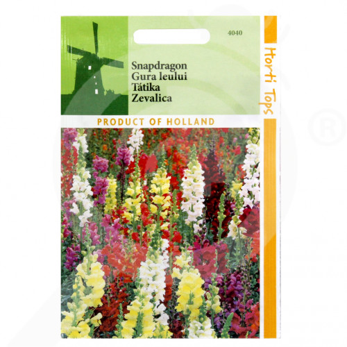 ro pieterpikzonen seminte antirrhinum majus maximum 0 5 g - 1, small