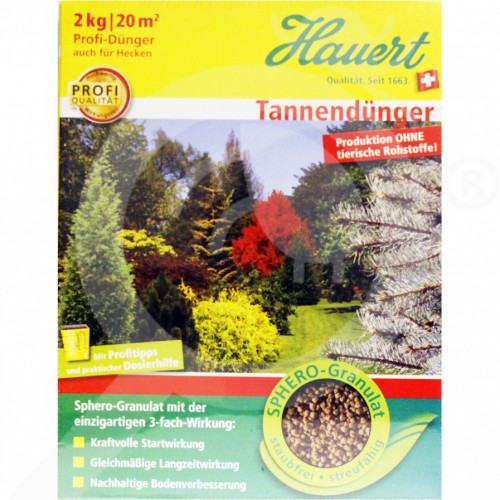 ro hauert fertilizer ornamental conifer shrub 2 kg - 2, small