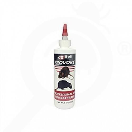 ro bell lab trap provoke professional rat attractant 224 g - 2, small