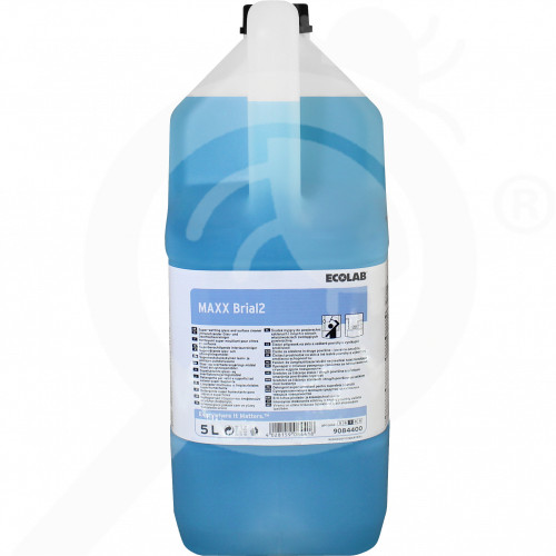 ro ecolab detergent maxx2 brial 5 l - 2, small