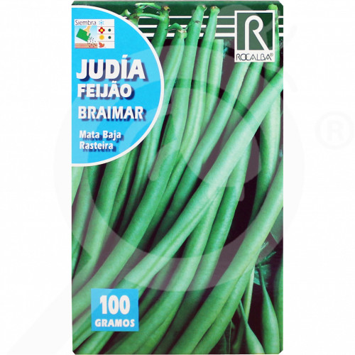 ro rocalba seed green beans braimar 100 g - 0, small