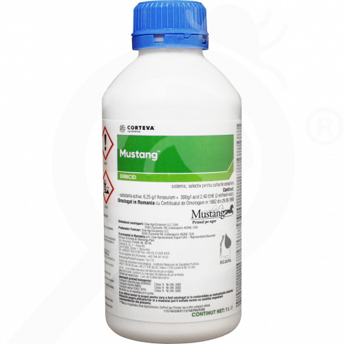 ro dow agro herbicide mustang 1 l - 2, small
