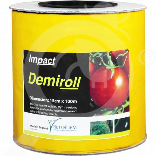 ro russell ipm pheromone optiroll yellow glue roll 15 cm x 100 m - 1, small