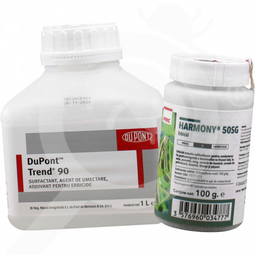 ro dupont herbicide harmony 50 sg 100 g - 1, small