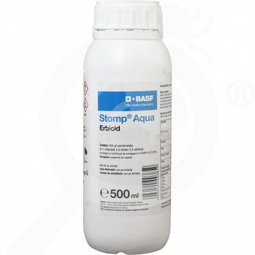 ro basf herbicide stomp aqua 500 ml - 1, small