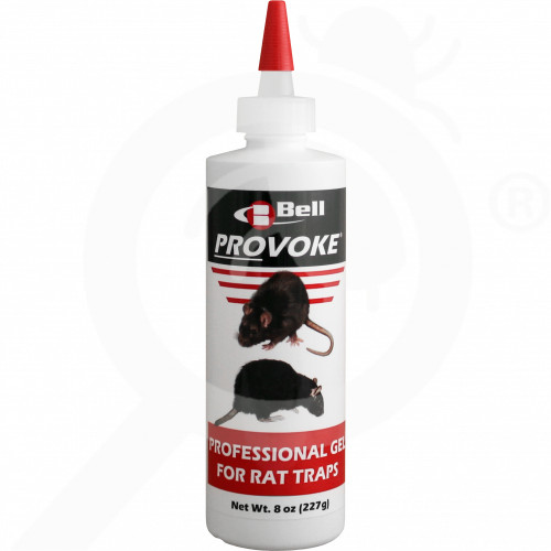 ro bell lab trap provoke professional rat attractant 224 g - 3, small