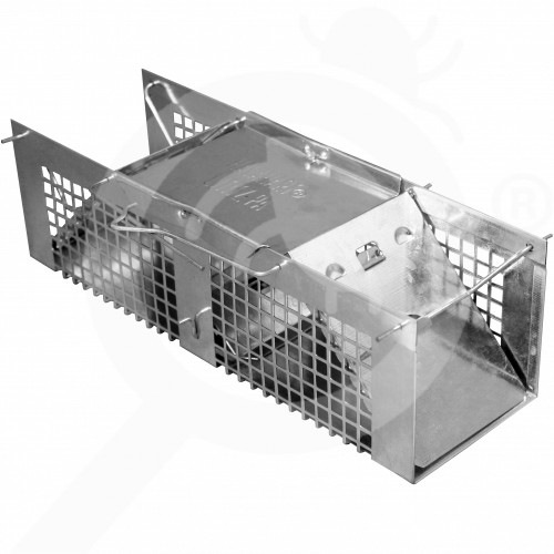 ro woodstream trap havahart 1020 two entry mouse trap - 1, small