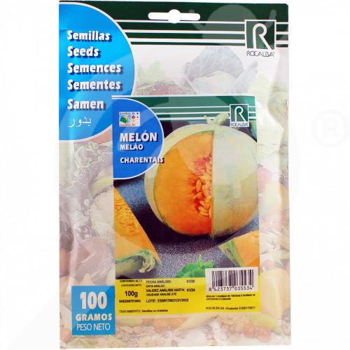 ro rocalba seed cantaloupe charentais 100 g - 1, small