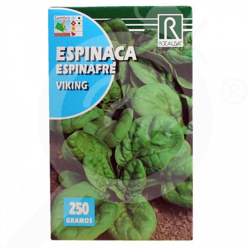 ro rocalba seed spinach viking 250 g - 3, small