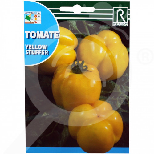 ro rocalba seed tomatoes yellow stuffer 0 1 g - 1, small