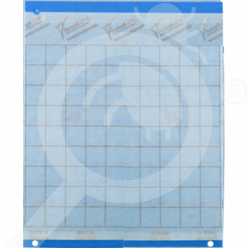 ro russell ipm adhesive trap impact blue 20 x 25 cm - 1, small