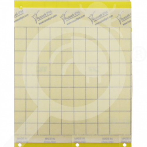 ro russell ipm adhesive trap impact yellow 20 x 25 cm - 1, small