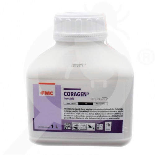 ro fmc insecticide crop coragen 20 sc 500 ml - 1, small