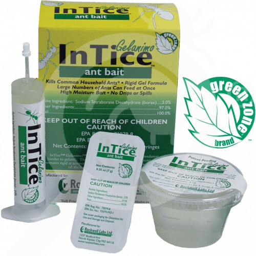 ro rockwell labs insecticide intice gelamino 35 g - 1, small