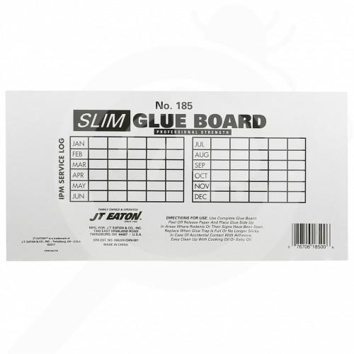 ro jt eaton adhesive plate slim glue board - 2, small