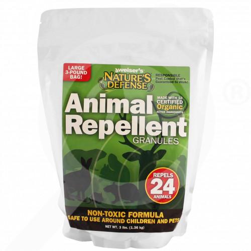 ro bird x repellent nature s defense animal repellent 1 36 kg - 4, small