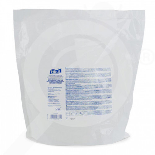 ro gojo dezinfectant purell plus 1200 servetele - 1, small