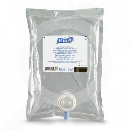 ro gojo dezinfectant purell nxt 85 - 1, small