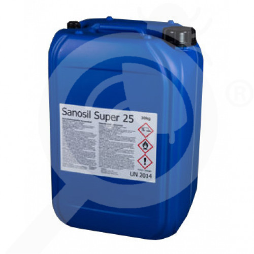 ro sanosil ag dezinfectant super 25 12 l - 1, small