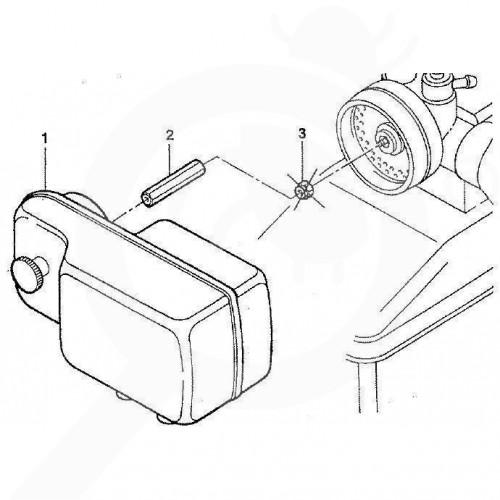 ro swingtec accesoriu sn50 amortizor de zgomot - 1, small