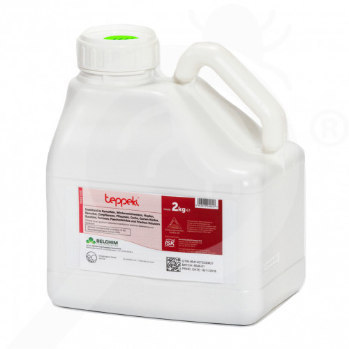 ro isk biosciences insecticide crop teppeki 2 kg - 1, small