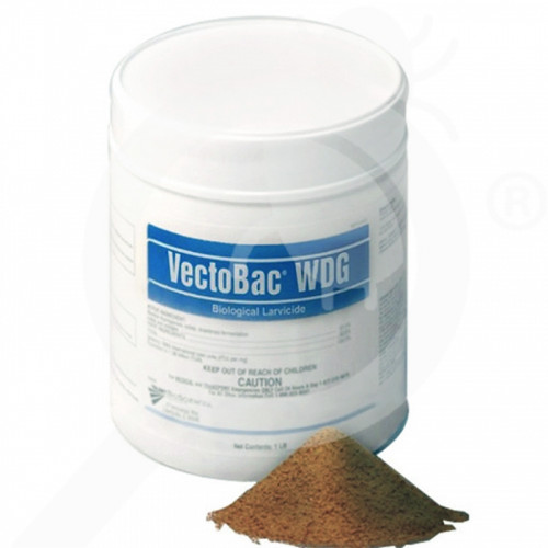 ro valent biosciences larvicid vectobac g 1 kg - 6, small