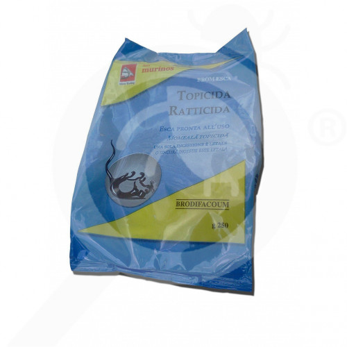 ro ferbi raticid topicida ratticida 250 g - 1, small