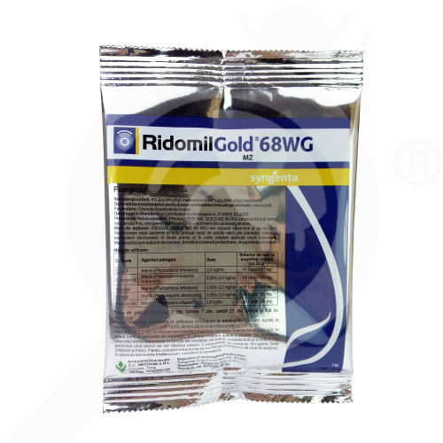 ro syngenta fungicid ridomil gold mz 68 wg 250 g - 1