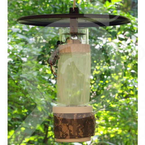 ro john w hock trap cdc miniature light model 512 - 1